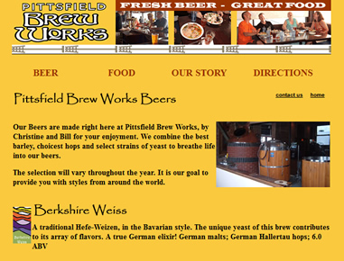 Rileyinteractive provides web site development services to the food ad beverage industry